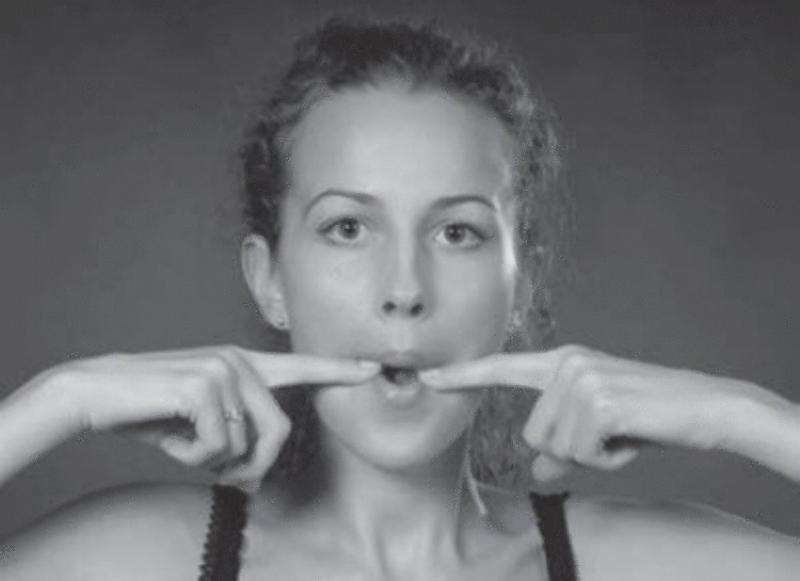 Повышаем тонус круговой мышцы рта
