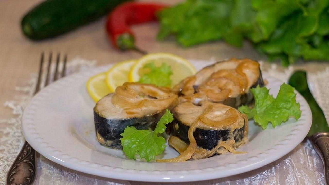 Скумбрия, запеченная в духовке — 10 рецептов вкусного приготовления