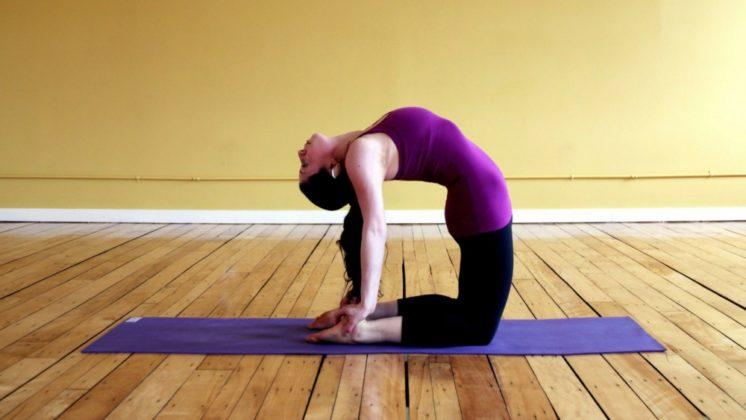Йога для спины и позвоночника: домашний комплекс упражнений для начинающих
