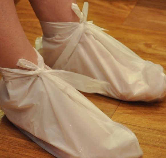 Правильный уход за ногами в домашних условиях
