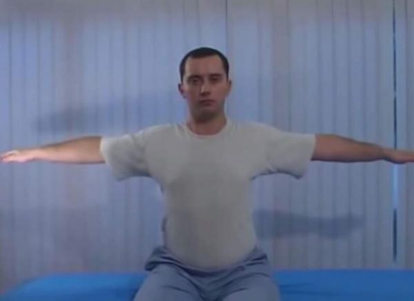 Гимнастика для шеи: простые упражнения