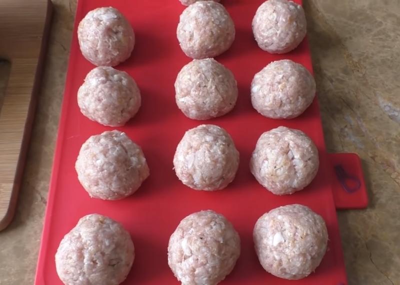 Нежные, как облако! 25 шариков чистого удовольствия: чем больше чеснока, тем лучше