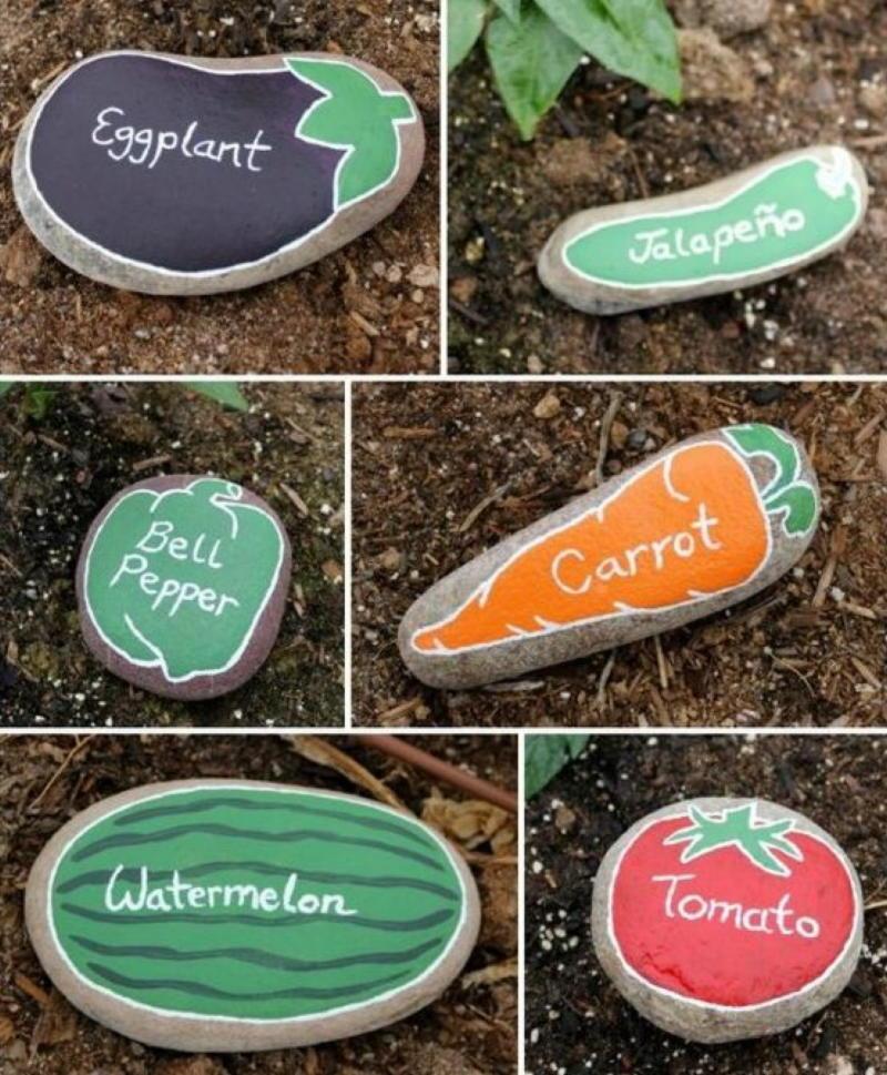 Декор сада своими руками: 19 классных идей