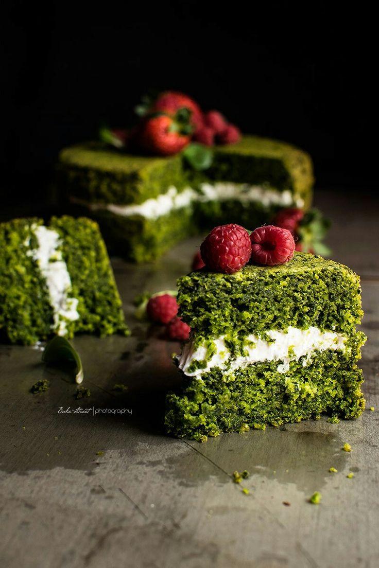 Вкусный торт ЛЕСНОЙ МОХ