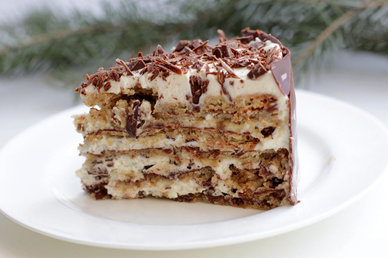 Вкуснейший ореховый торт – рецепт для искушенных сластен