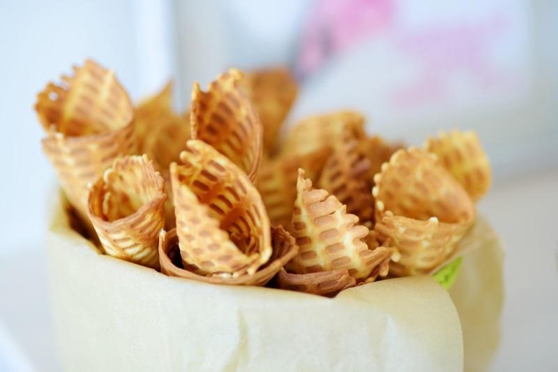Рецепт трубочек «Сахарная фея»