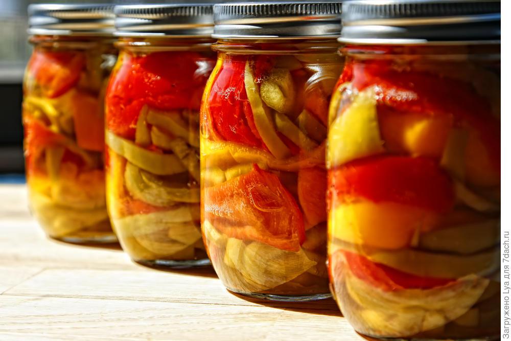 Перец: самые выгодные и вкусные заготовки на зиму