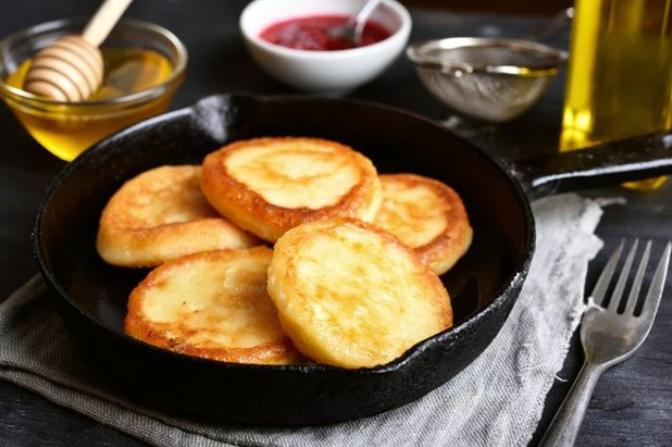 Десять классных рецептов идеальных сырников
