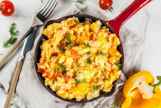 Яйца на завтрак: 6 крутых альтернатив обычной яичнице