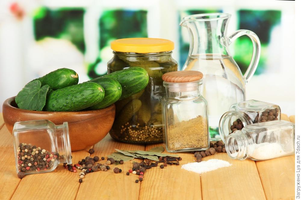 Соленые и маринованные огурцы: секреты заготовки