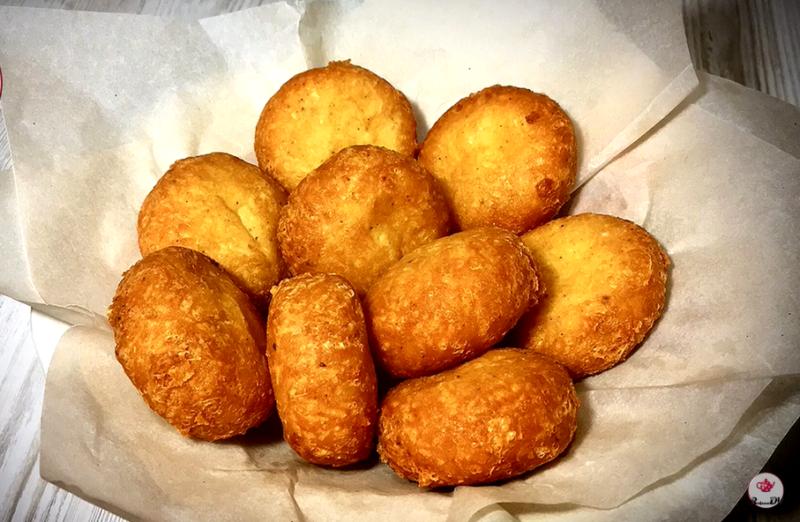 Испанские кулинарные традиции: воздушные пирожки всего из 3 продуктов