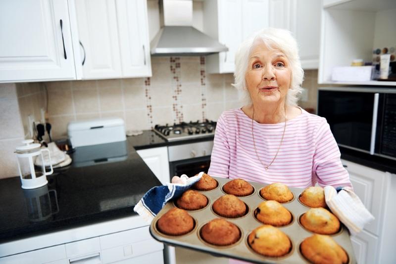 Пеку кексы без яиц и кефира, вся семья удивляется, что так вкусно. Как приготовить постные кексы на воде