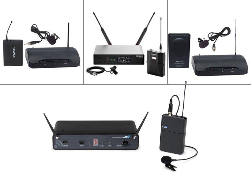 Выбираем радиосистему для работы с видео