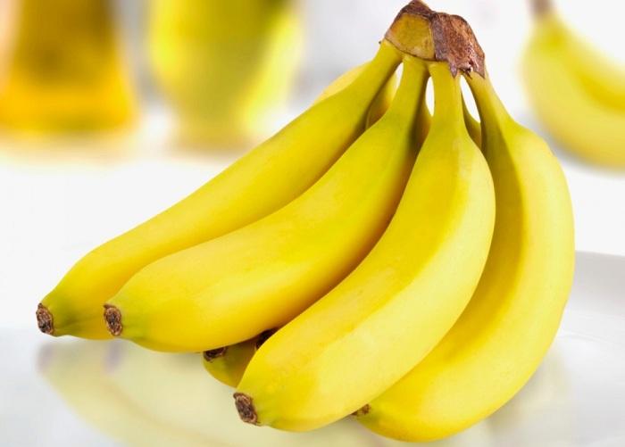 10 проблем, которые бананы помогают решить лучше, чем медикаменты!