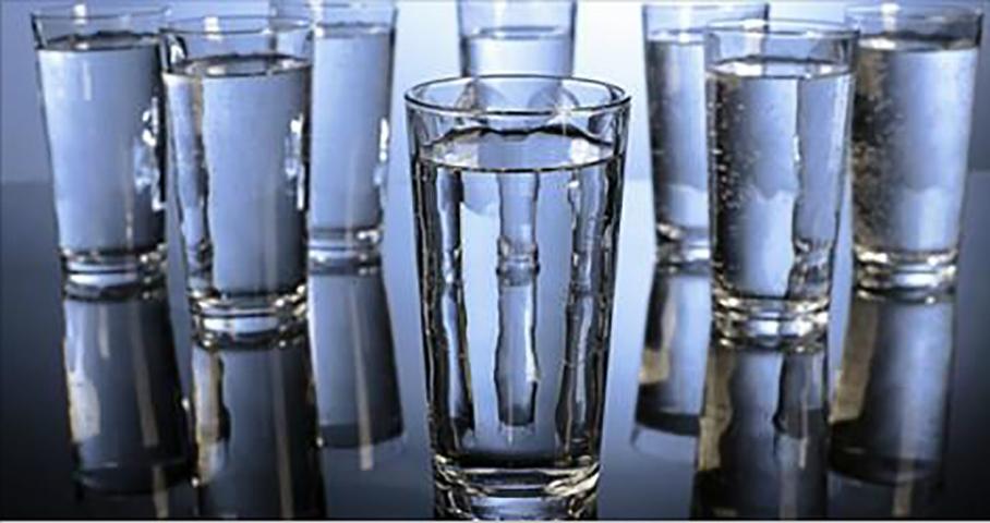 Это то, что 8 стаканов воды делают для вашего тела!