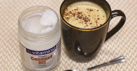 Кофе с кокосовым маслом, который сжигает жир, понижает воспаление и улучшает вкус