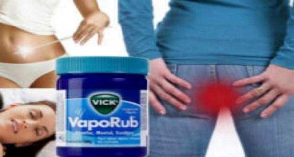 Наносите Викс Вапораб на это место на своем теле каждую ночь перед сном. Вот удивительные эффекты.