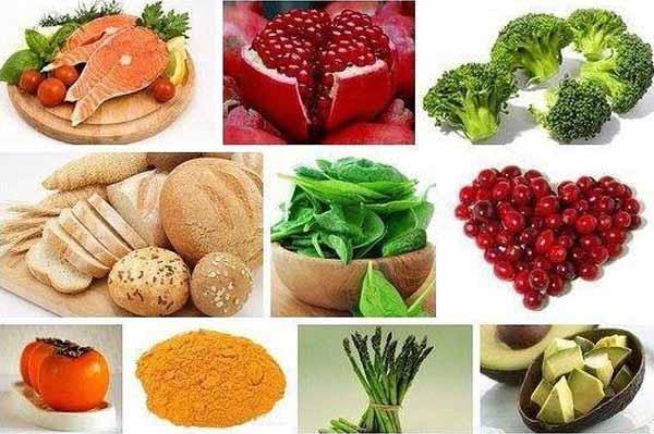 Продукты для здоровья сосудов