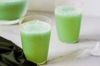 Зеленый тоник, который помогает сбалансировать гормоны и исцелить щитовидную железу