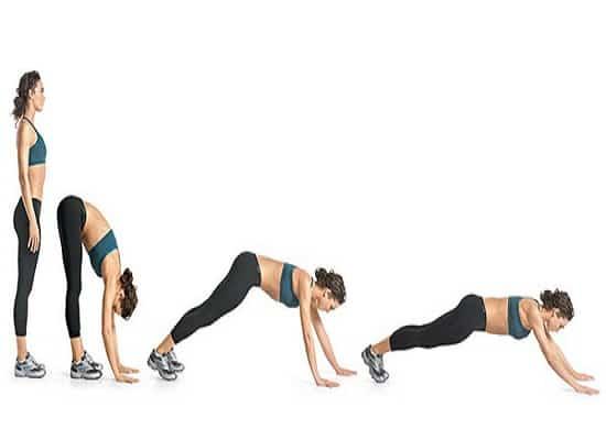 Эти 6 упражнений - самый быстрый способ сжечь жир на животе