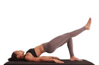 Динамическая тренировка для укрепления мышц живота и сжигания жира