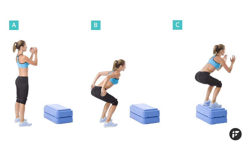 5 супер упражнений для всего тела, заменяющие пробежку