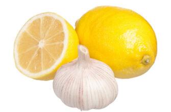 Лимон и чеснок: самая мощная смесь для чистки сосудов сердца!